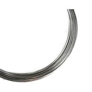 ステンレス針金 線径約3.2mm×約15m #10【RCP】