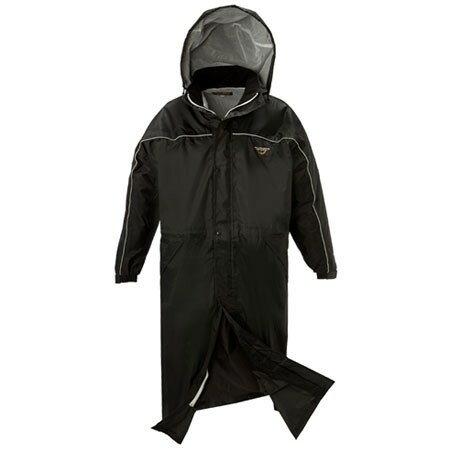 リプナーロングコート ブラック 125cm