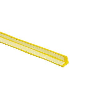 アングル型スポンジ 黄 20×20×450 SL206-450