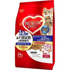 ビューティープロ猫下部尿路の健康維持1歳から10歳まで
