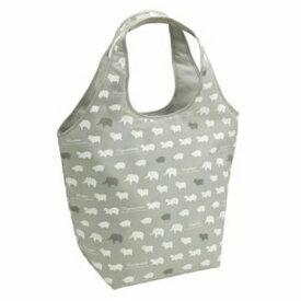 保冷ショッピングバッグ アニマル(GY)【コンビニバック エコバッグ ショッピングバッグ レジバッグ レジ袋】