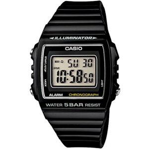 CASIO カシオ スタンダードウオッチ W-215H-1AJF W215H1AJF【チープカシオ チプカシ CASIO 時計 腕時計】