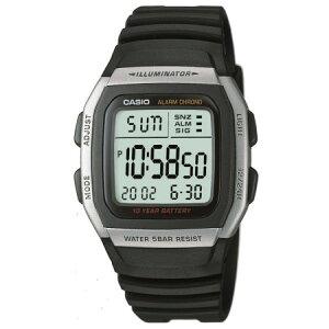 カシオ 腕時計 W-96H-1AJF【チープカシオ チプカシ CASIO 時計 腕時計】