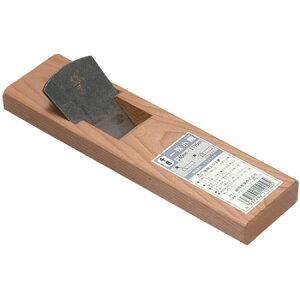 一枚小鉋 40MMX195MM【大工道具 のみ・彫刻刀・鉋 小鉋&細工用鉋 藤原産業 40MMX195MM】