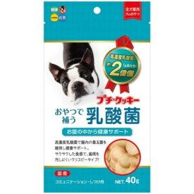 プチ・クッキー 乳酸菌 40G【ハイペットプチ・クッキー犬用おやつ】