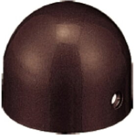35エンドキャップ  マツロク EL-21 ブラウン【マツ六 安全用品 介護用品 手すり エンドキャップ】