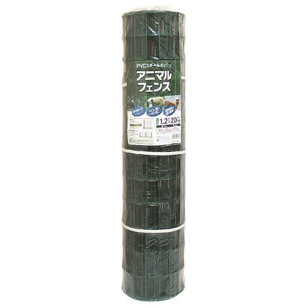 スチールメッシュ アニマルフェンス 10×5角目1.2×20m【日本マタイ 園芸 フェンス スチール 防獣 アニマルフェンス】