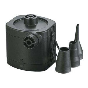 電動エアーポンプ(電池式) M-3402【キャプテンスタッグ アウトドア レジャー 空気入れ ポンプ エアーポンプ】