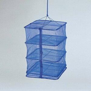 ドライバスケット ブルー M-8868【キャプテンスタッグ アウトドア レジャー キャンプ バーベキュー 調理器具】