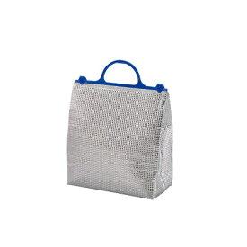 アルミ保冷バッグ(M)MP-1099【キャプテンスタッグアウトドア行楽ランチお弁当保冷クーラーバッグバッグ】