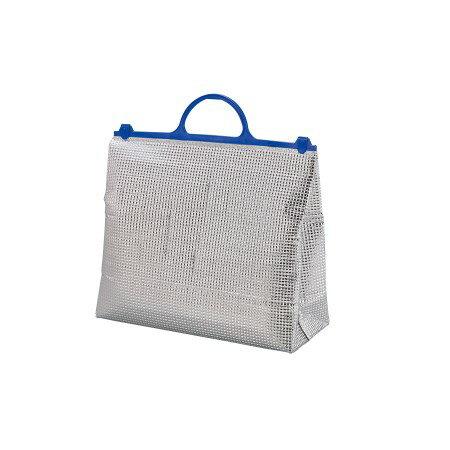 アルミ保冷バッグ(L)MP-1100【キャプテンスタッグアウトドア行楽ランチお弁当保冷クーラーバッグバッグ】
