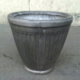 ファイバークレイSFP8038-32L(カラー:リード(グレー))【テラコッタイングリッシュガーデン植木鉢プランターガーデニング】