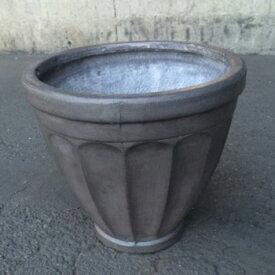 ファイバークレイSFP8041-32L(カラー:リード(グレー))【テラコッタイングリッシュガーデン植木鉢プランターガーデニング】