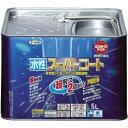 アサヒペン 水性スーパーコート 5L ティントベージュ【RCP】
