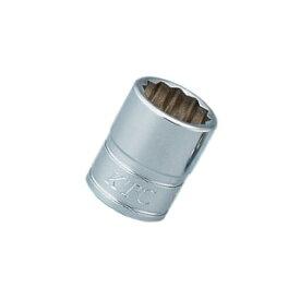 KTC ソケット(9.5sq.:十二角)19mm B3-19W【RCP】