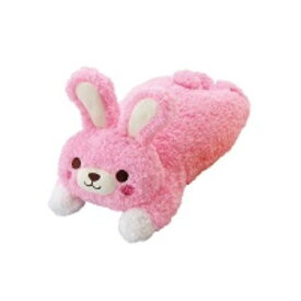 わんこだっこまくら ウサギ【ボンビアルコンペットおもちゃ】