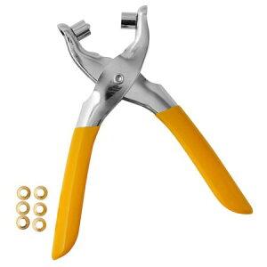 GREENCROSS 片面ハトメパンチ 5mm HP−5【アークランドサカモト 作業工具 接合工具 リベッター ハトメ】