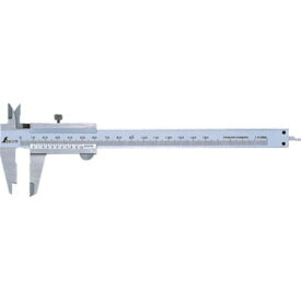 シンワ測定 普及ノギス 150mm 19899【シンワ測定 測定工具 測定工具 精密機器 ノギス】