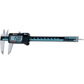 シンワ測定 デジタルノギス ミニ 100mm ホールド機能付 19974【シンワ測定 測定工具 測定工具 精密機器 ノギス】