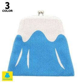 富士山がまポチ袋 小銭入れ ギフト お年玉 在庫商品