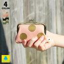 がま口【在庫商品】3.5寸がま口コインケース【HAKUドット】| 財布 カード ユニセックス がま口 小銭入れ 日本製 がま…