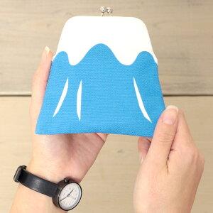 富士山がまポチ袋手持ちイメージ画像