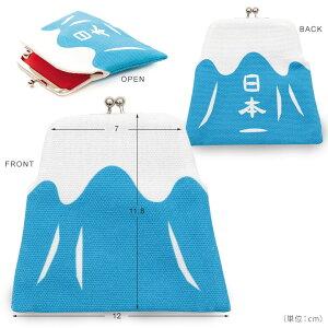 富士山がまポチ袋ディテール画像