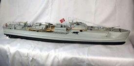 TJM 1/36 ドイツ海軍 S-100 魚雷艇 精密塗装済完成品