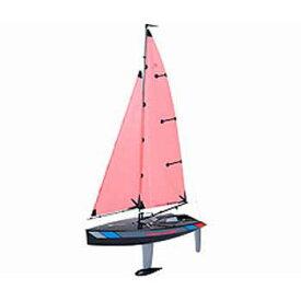 "Graupner ヨット マイクロ・マジック""カーボン・エディション (WP RACING MICROMAGIC,Carbon E. Segelboot)2014.CV2"