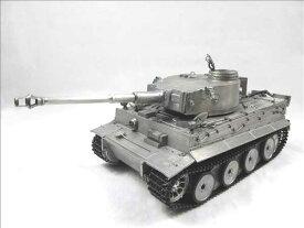 ラジコン戦車完成品マトMato/Clark 1/16 Tiger I 2.4Ghz(フルメタル・赤外線バトルシステム・サウンド仕様・アルミケース) 1220-M-IRAC