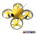HOBBYNET Jumper NEW X68 FPVクアッドコプター黄色(カメラ+25mwVTX+S-FHSS付き)