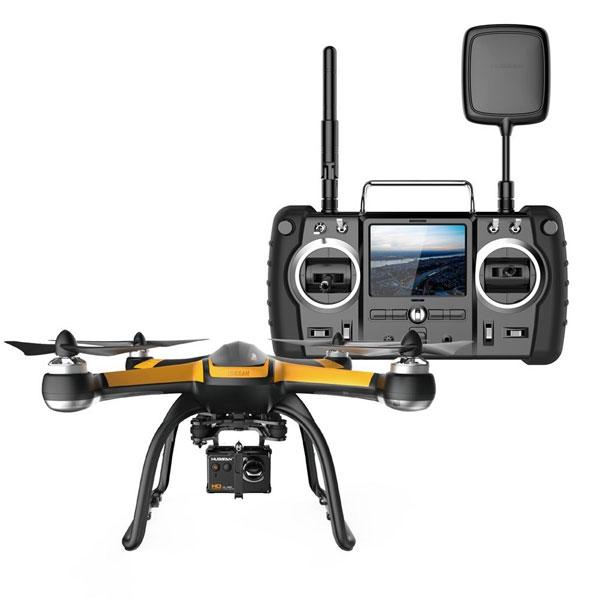 HUBSAN/ハブサン H109S X4 PRO STANDARD ドローンHDカメラ付き ヘッドレスモード FPVリアルタイム 1 軸ジンバル (H109S X4 PRO STANDARD EDITION)