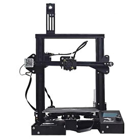 Creality3D Ender3Pro-X 3Dプリンター (ソフトマグネット付き、 ブランド電源、0.4mmノズルx5個、サービスパーツ1式) Creality 3D DIY プリンターキット 未組立 高精度印刷 停電回復機能 最大印刷サイズ 220 * 220 * 250mm