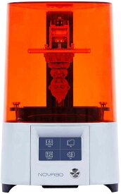 NOVA3D Elfin2エルフィン2 MonoSE  3Dプリンター LCD 光造形、MONOスクリーン130*75*150mm 印刷サイズ、WiFi/オフライン【正規販売代理店】
