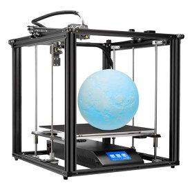 大型 3Dプリンター Creality Ender-5 Plus 印刷サイズ350*350*400mm BLTouch 自動レベリング タッチスクリーン ガラスベッド フィラメントセンサー 停電復帰 Meanwell電源 ダブルZ軸 ダブルY軸 DIY キット3D Printer