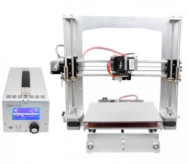 アルミ製でこの価格!Geeetech Prusa I3 Pro A アルミニュム・3Dプリンター組み立てキット