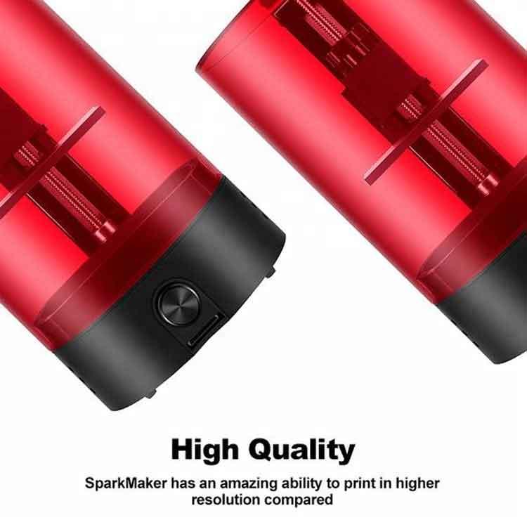 SparkMaker SLA光造形式 3Dプリンター【正規販売代理店】