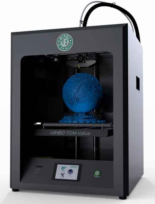 高精度3Dプリンター 本体 Winbo FDM-Value 3Dプリンター【正規販売代理店】