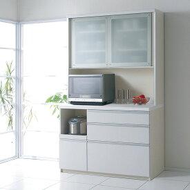 パモウナ 食器棚 120 完成品 キッチンボード LF-S1200R LF-1200R 【幅120×高さ198cm】 LF/QF 国産 頑丈