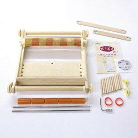 クロバー 手織り機「咲きおり」40cm<30羽セット> 57-950
