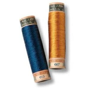 FUJIX(フジックス)シルクスレッドアート(STA) STA絹糸:Art2300 26色 | 013,014,015,016,017,018,019,020,021,022,023,024,402(黒)