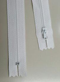 YKK クッション用 座布団用 ファスナー 2SL 白 43cm