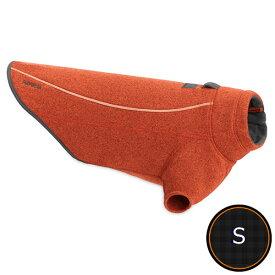 ※返品交換不可※ラフウェア(RUFFWEAR) ファニーフリースジャケット [オレンジ/S]