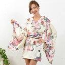 花魁 衣装 コスプレ【cwa1025】1025 フラワープリント花魁着物ドレス 和柄 衣装 ダンス よさこい キャバドレス 浴衣 …