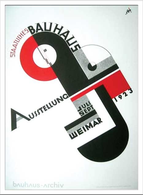 【アートフレーム】Bauhaus Weimar Ausstellung 1923(バウハウス ワイマール アウスシュテルング1923)/インテリア 壁掛け おしゃれ 額入り 油絵 フック ポスター アート 花 アンティーク ルネッサンス 印象派 直筆 絵 アートパネル リビング 玄関 プレゼント【L】