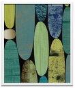 アートフレーム Rex Ray Fira(レックス・レイ フィラ)/インテリア 壁掛け 額入り 額装込 風景画 油絵 ポスター アート…