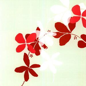 【絵画】アートパネル Kerala vert/アート 壁掛け 飾る キャンバス リビング 玄関 インテリア プレゼント ギフト 花 デザイン おしゃれ 5Lサイズ 巣ごもり