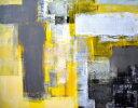 アートパネル T30 Galler アクリル アンド オイル バックグラウンド/インテリア 壁掛け 額入り 額装込 風景画 油絵 ポ…
