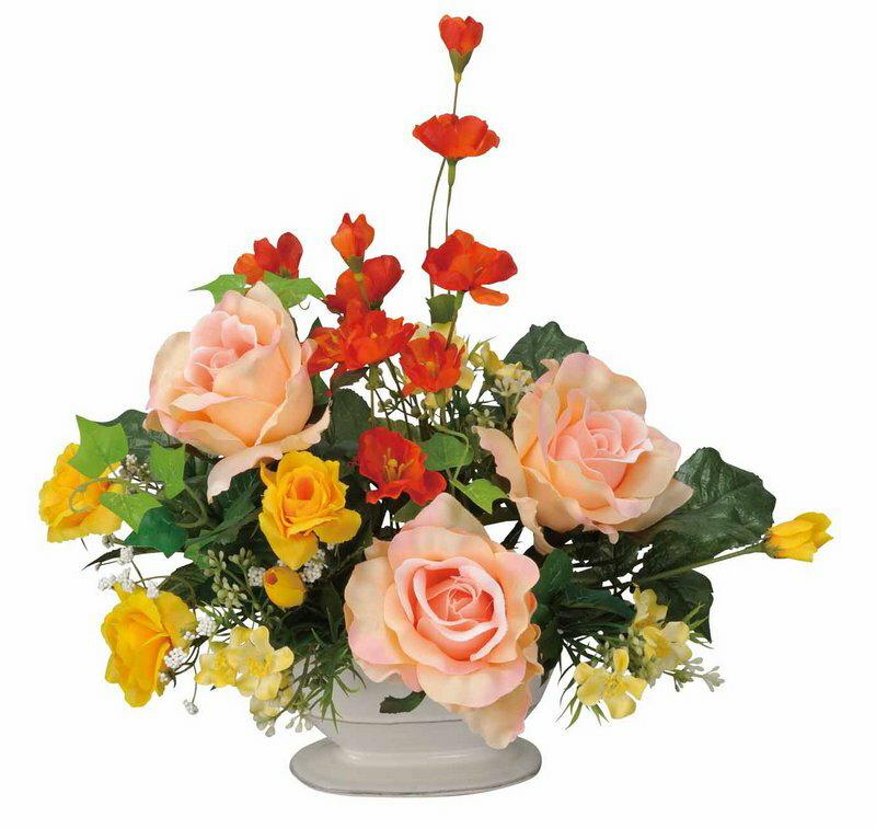 アートフラワー 造花 アレンジフラワー/光触媒〔ミニタイプ〕母の日向き/光触媒 観葉植物 ウンベラータ フェイクグリーン 花 胡蝶蘭 開店祝い 開業祝い 誕生祝い 造花 アートフレーム おしゃれ Lサイズ