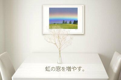絵画】ひまわりの丘1
